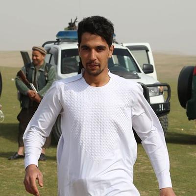 Mojibullah Ahmadi Aimaq