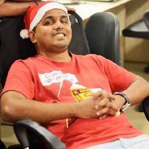 Abhishek Upadhya M