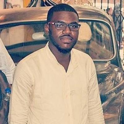 Amadou Yuffon Olabi