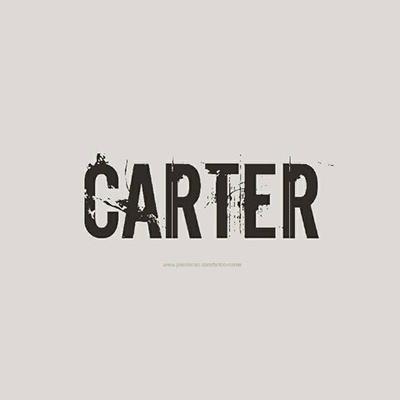 Oyehniyi Carter