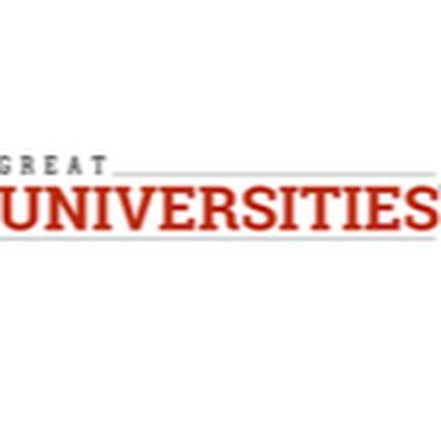 Great Universities