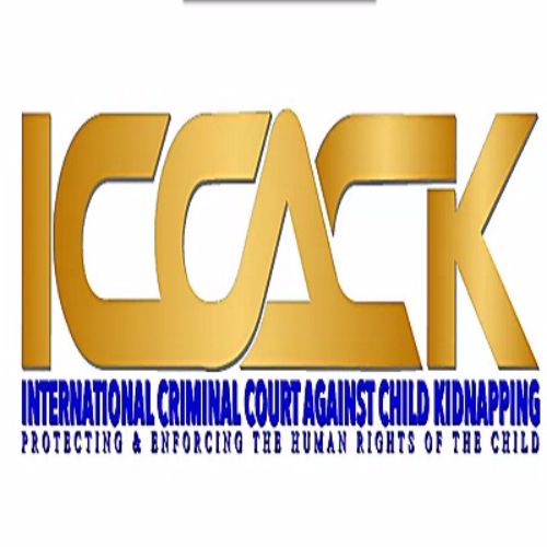 International Criminal Court Against Child Kidnapping
