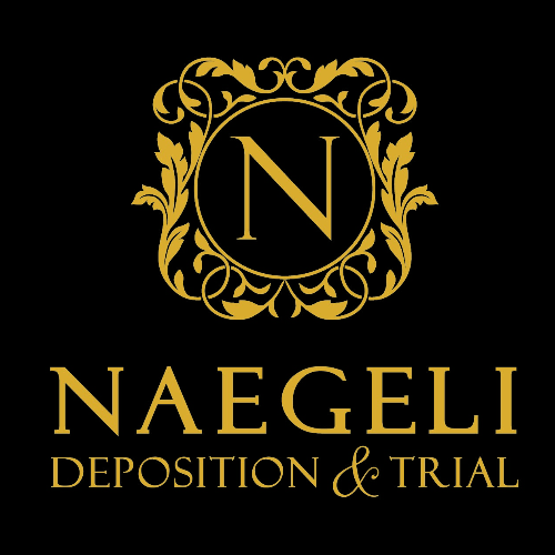 Naegeli Deposition and Trial Portland