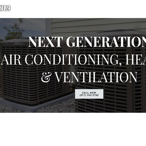Next Generation Air Conditioning, Heating & Ventilation