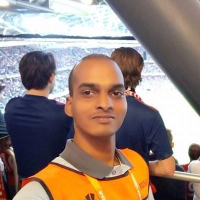 Shunmuga Priyan Thukaram