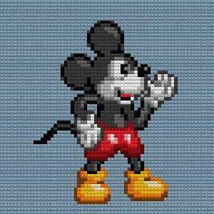Mr Mickey