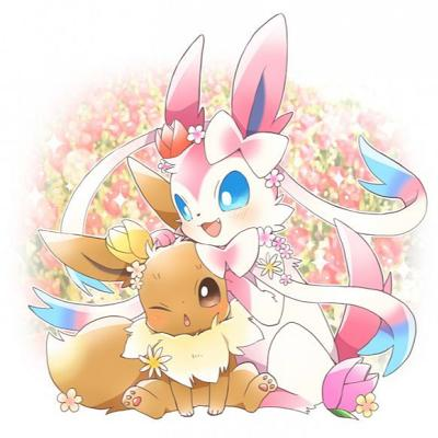 Sylveon Kawaii
