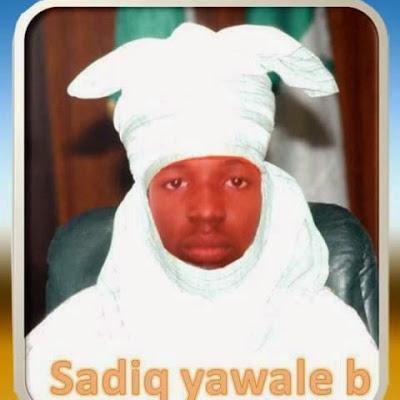 Sadeeq Yawale Boltingo
