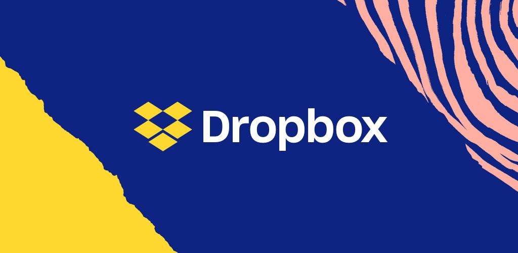 dropbox.com Banner