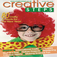 creativesteps.co.uk Logo