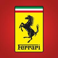 ferrari.com Logo