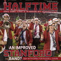 halftimemag.com Logo