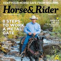 horseandrider.com Logo