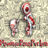 novatechrobo.com Logo