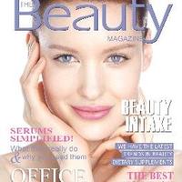 thebeautymagazine.com Logo