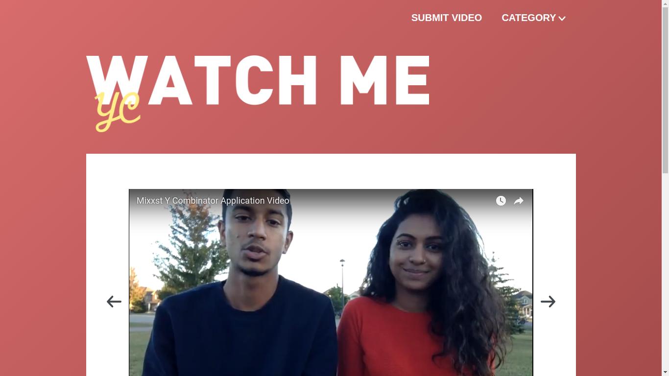 watchmeyc.com Screenshotx