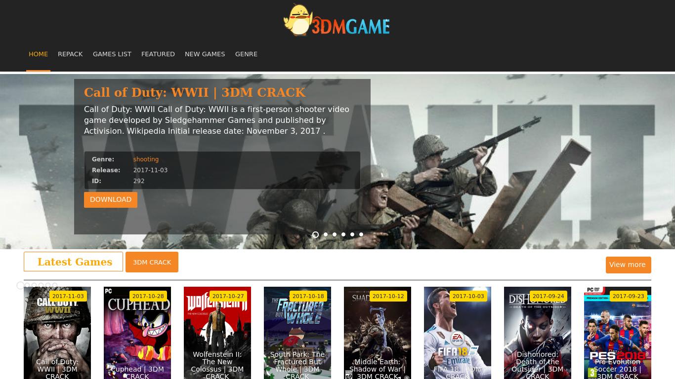 3dmpcgames.com Screenshotx