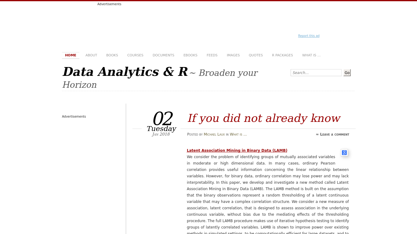 advanceddataanalytics.net Screenshotx
