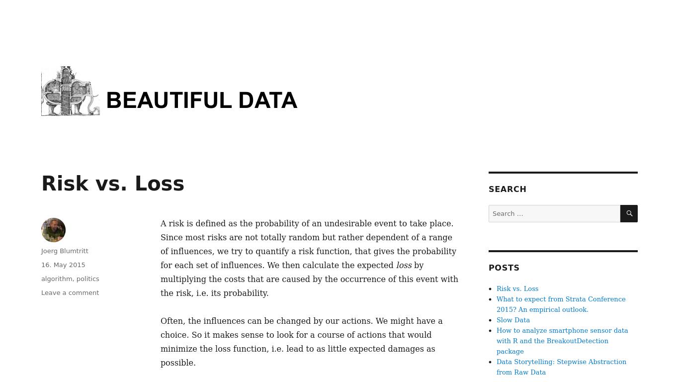 beautifuldata.net Screenshotx
