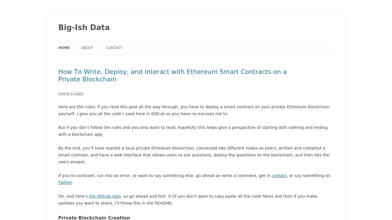 bigishdata.com Screenshotx