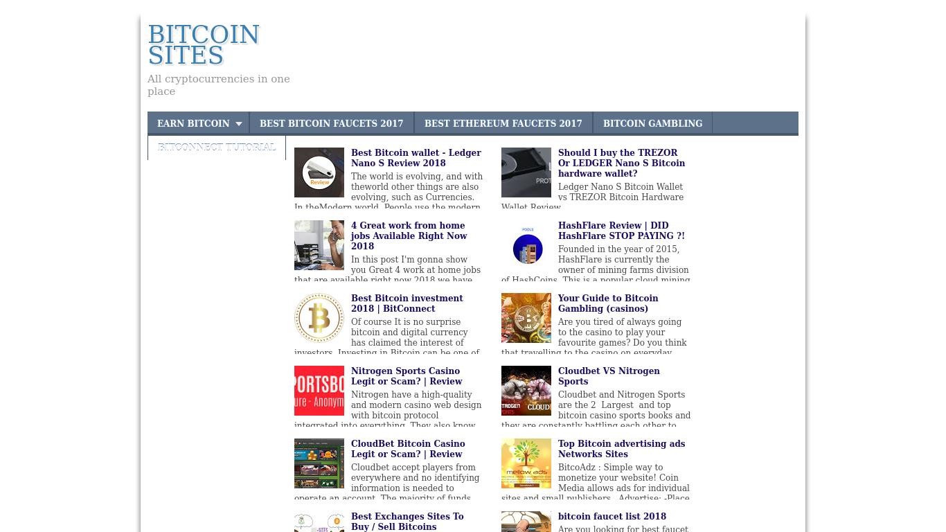 bit-sites.com Screenshotx