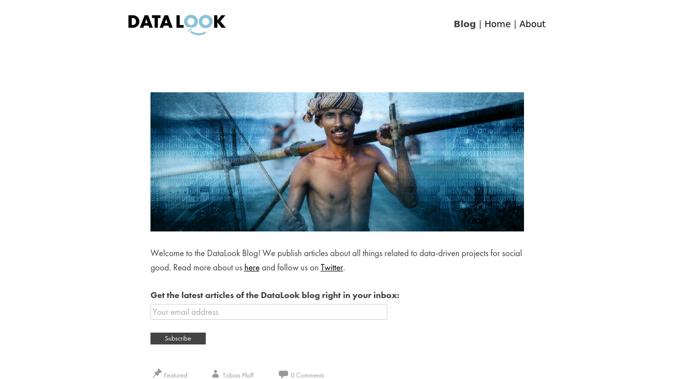 blog.datalook.io Screenshotx