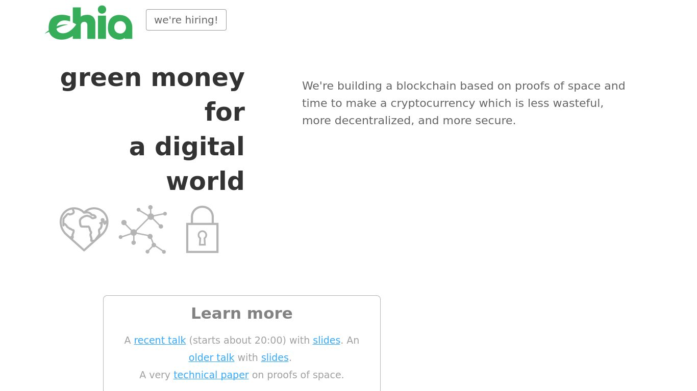 chia.network Screenshotx