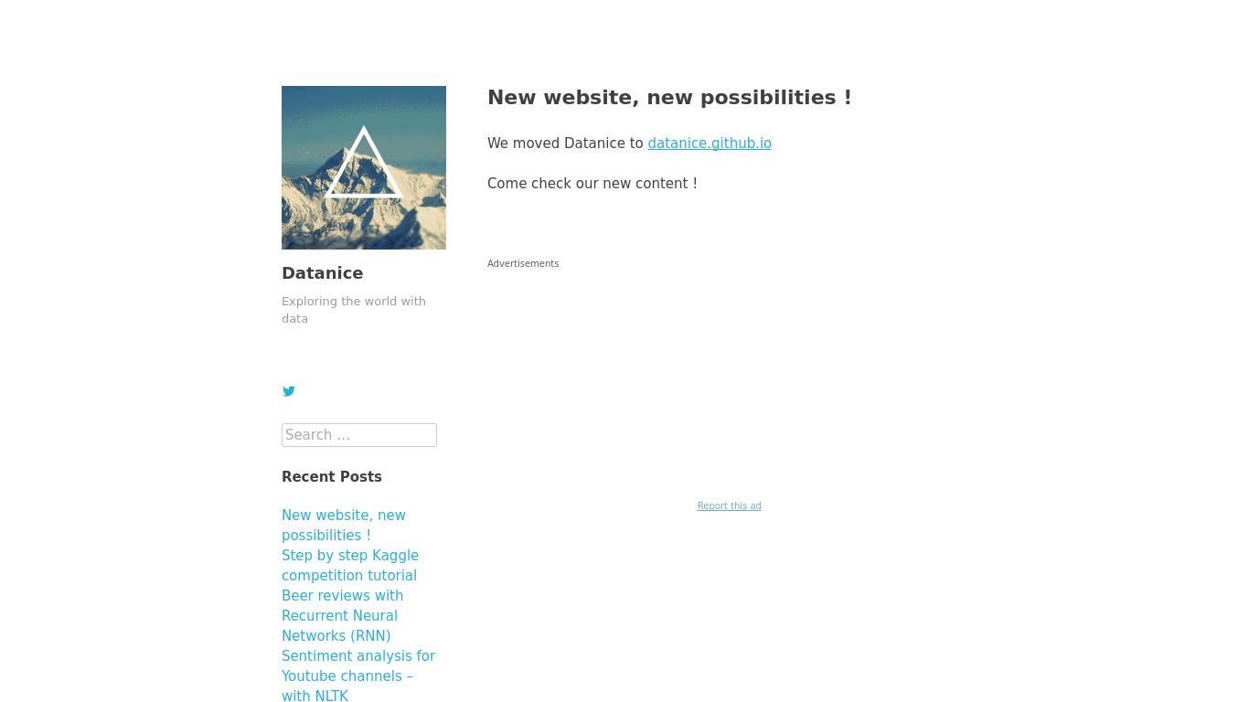datanice.wordpress.com Screenshotx