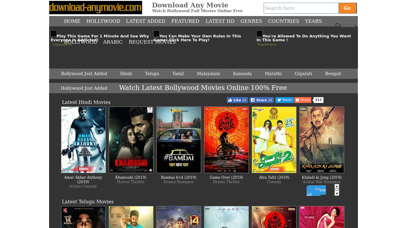 New hindi movies free download sites in hd