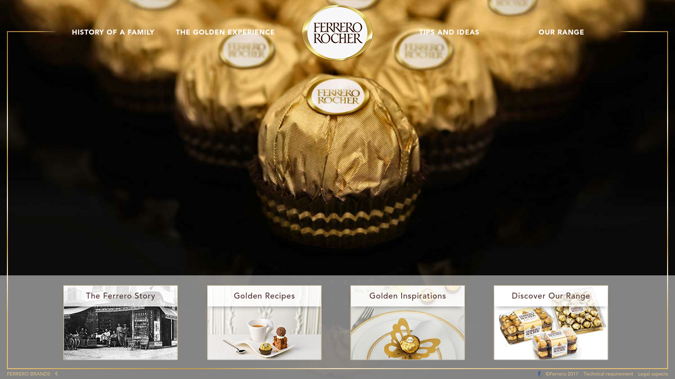ferrerorocher.com Screenshotx