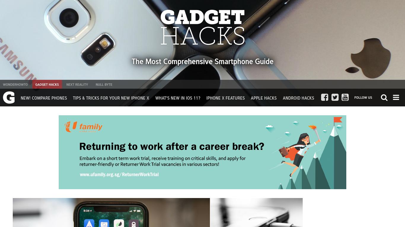 gadgethacks.com Screenshotx