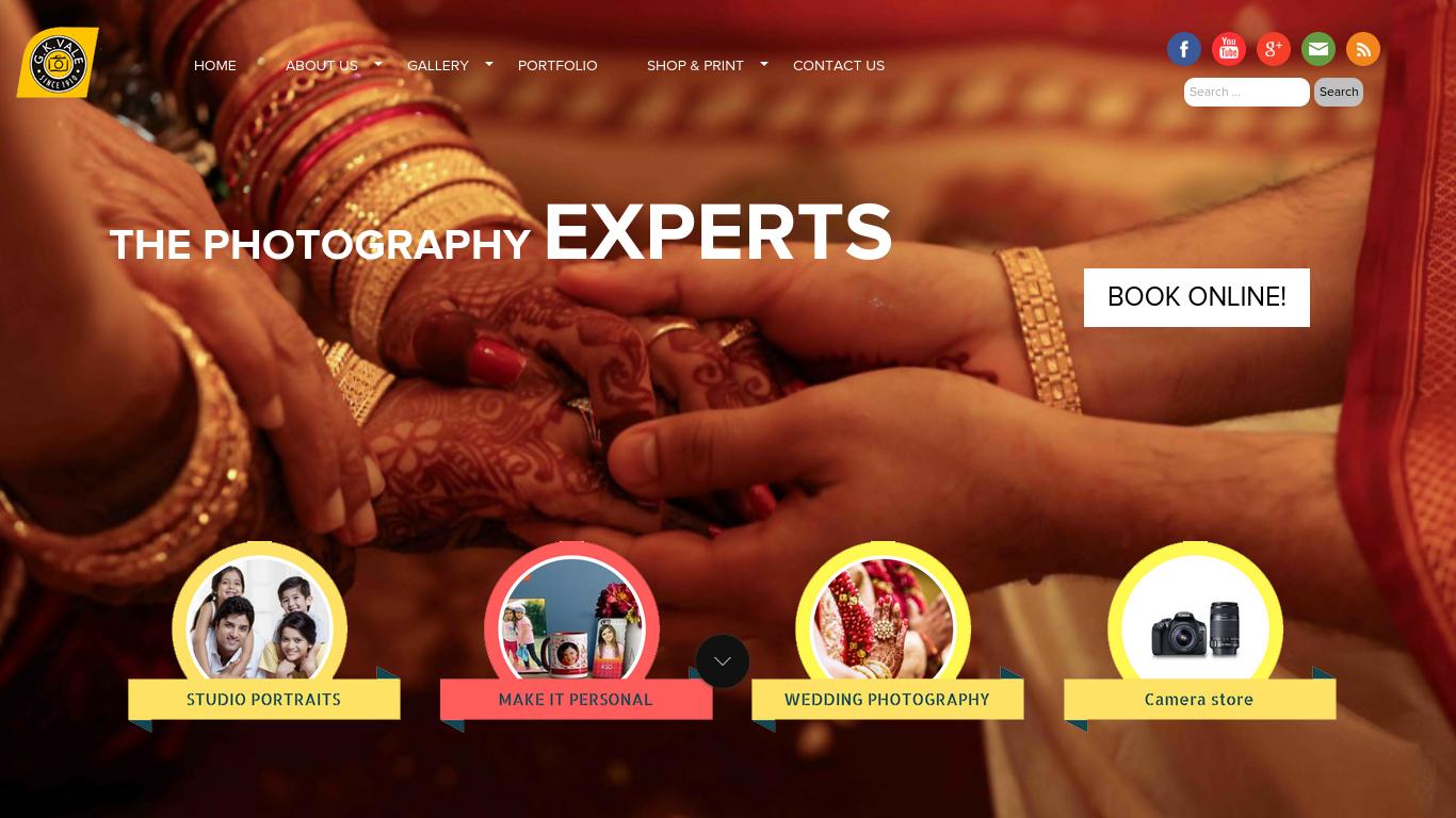 gkvale.com Screenshotx