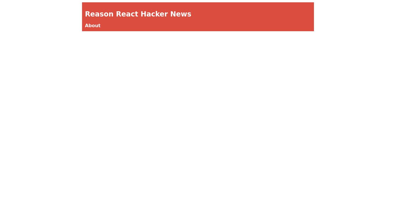 hackernewsmobile.com Screenshotx