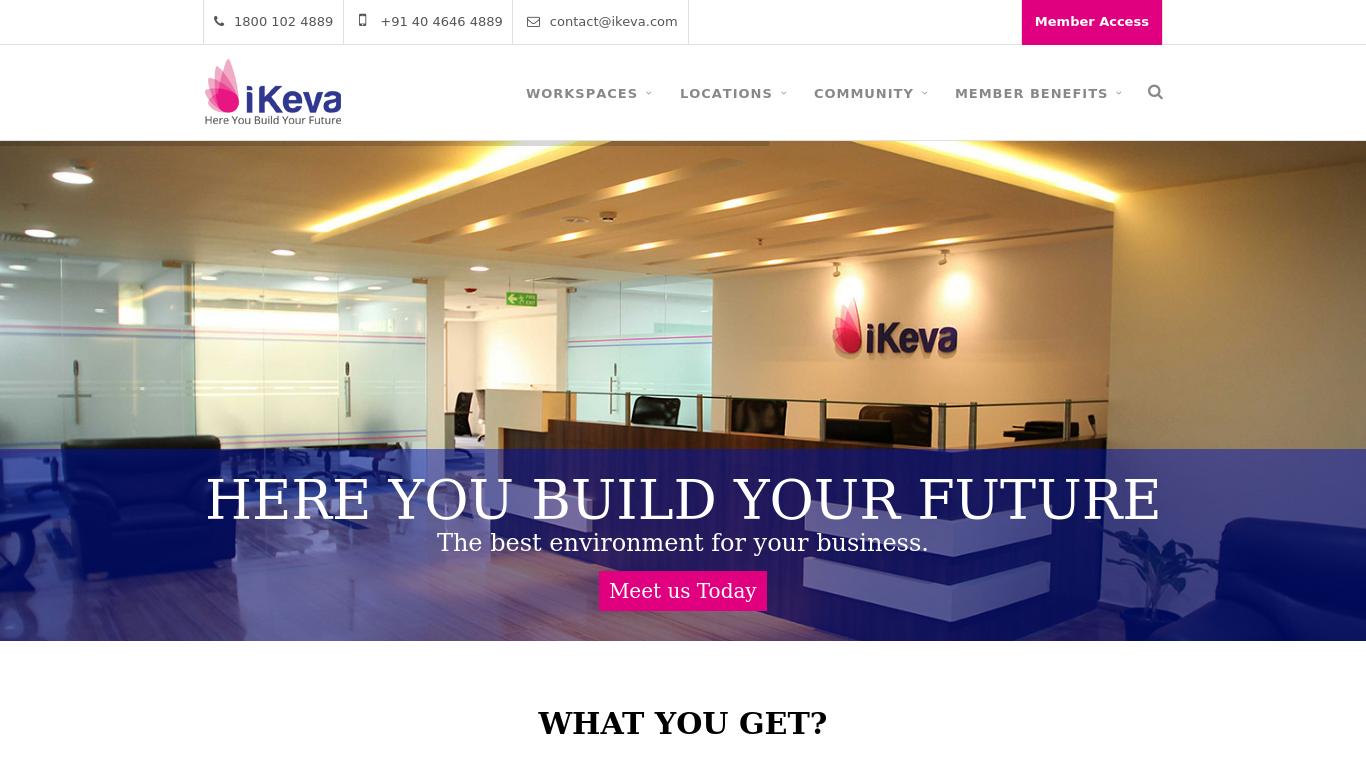 ikeva.com Screenshotx