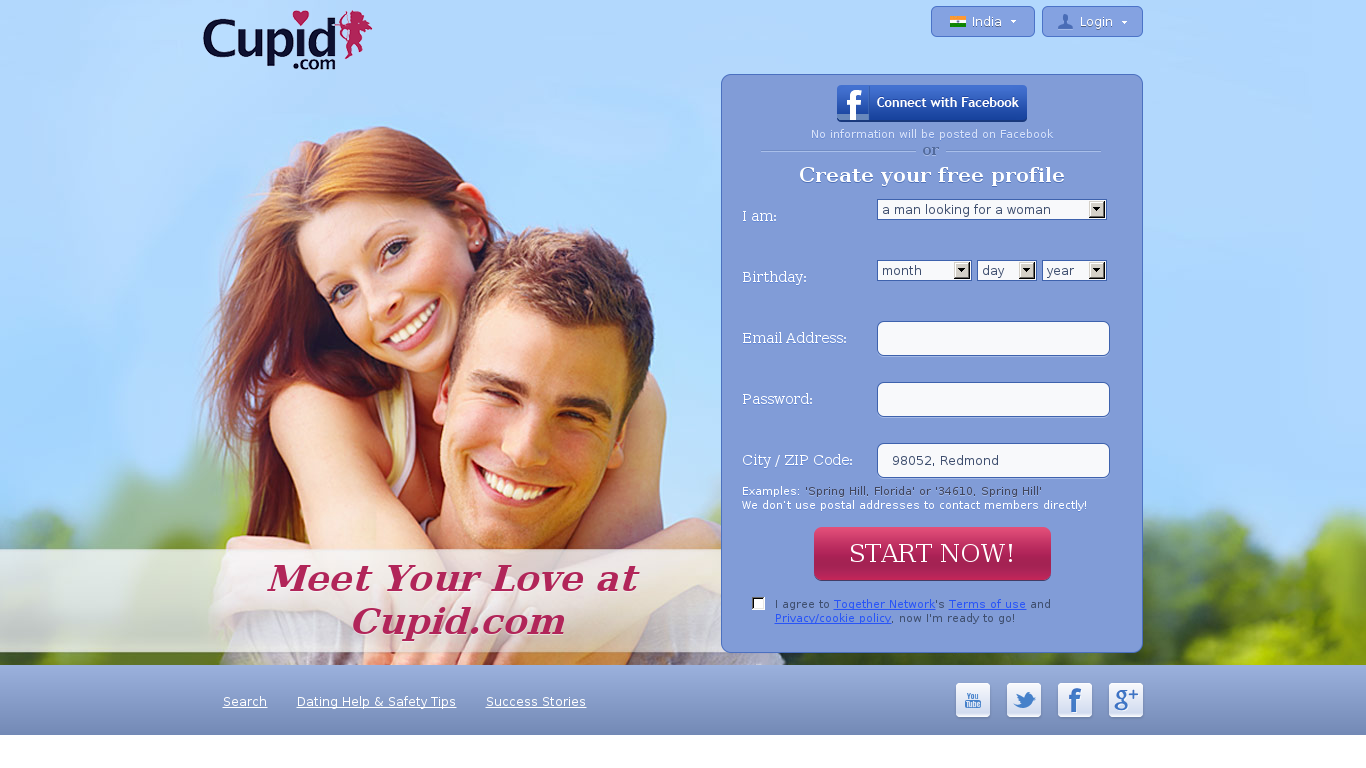 "dating site with cupid in the name Dating site okcupid is trading its user pseudonyms for a real-name policy the company explained its decision in a blog post today, saying that okcupid handles are ""a pain to come up with and a."