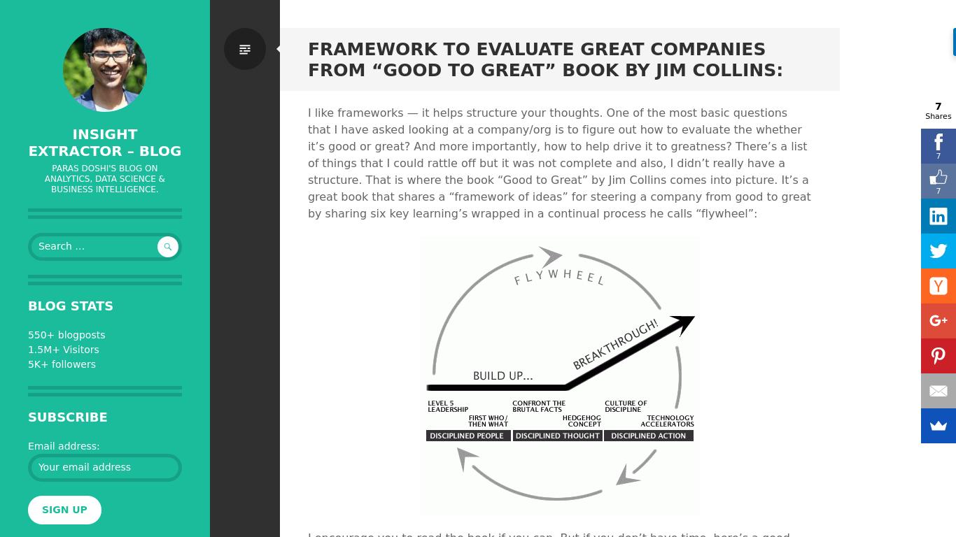 insightextractor.com Screenshotx
