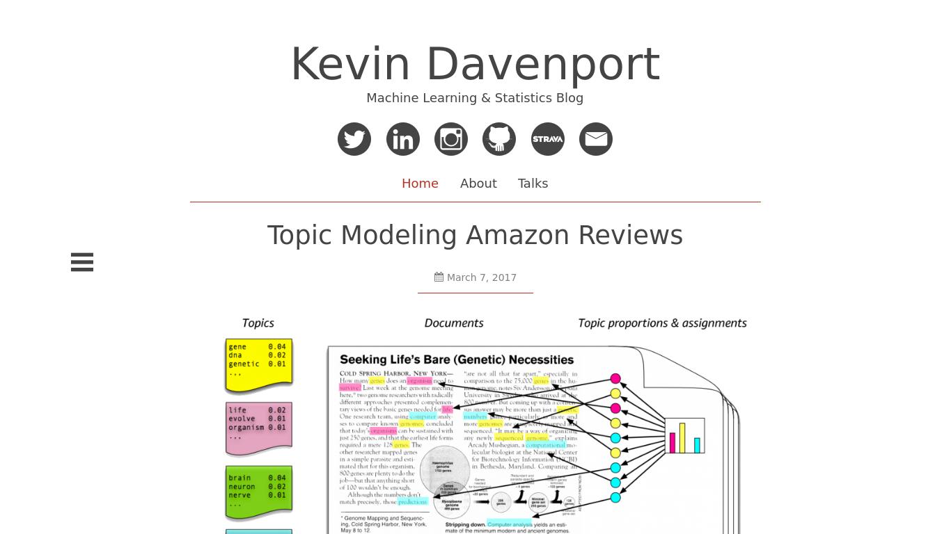kldavenport.com Screenshotx