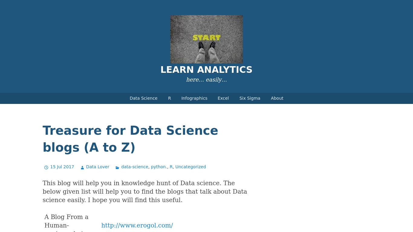 learnanalyticshere.wordpress.com Screenshotx