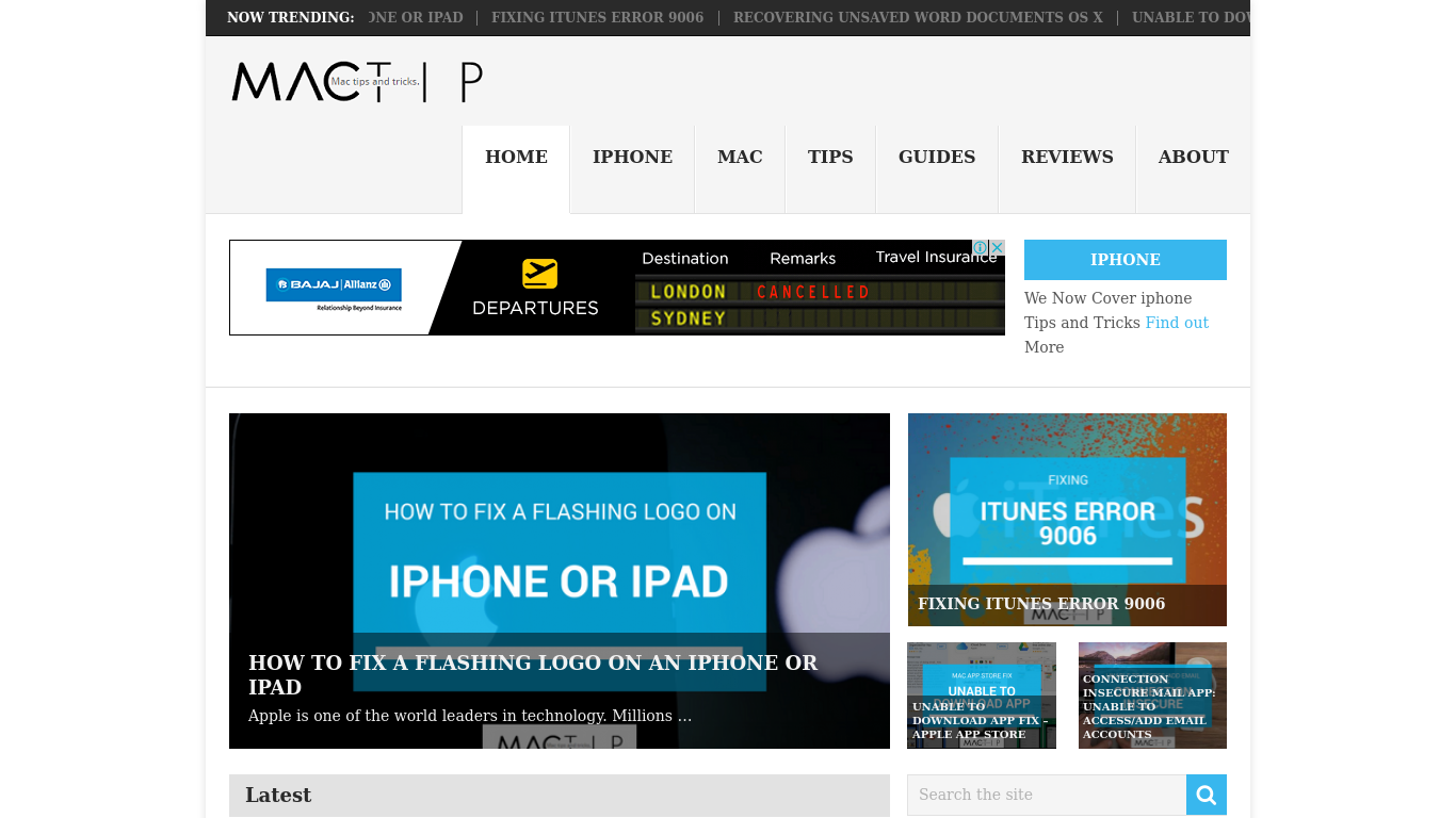 mactip.net Screenshotx