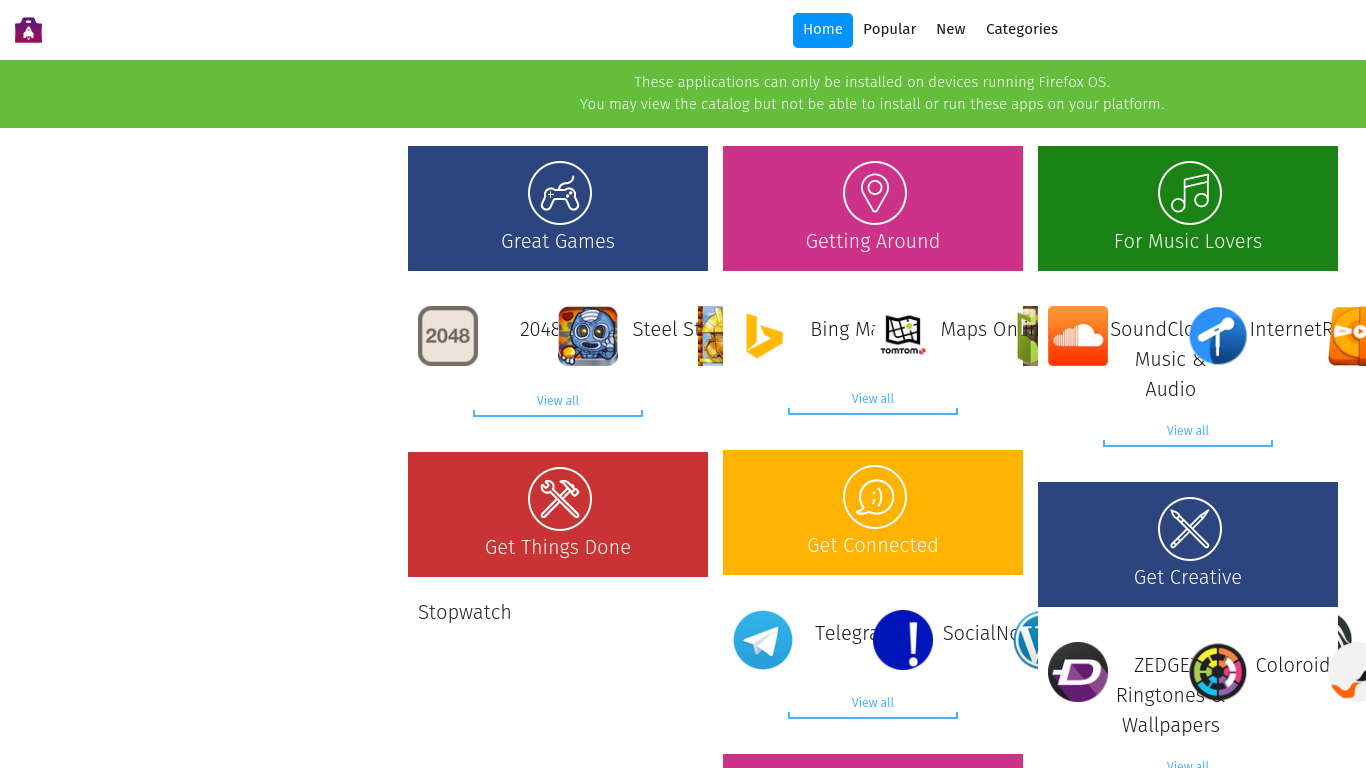 marketplace.firefox.com Screenshotx