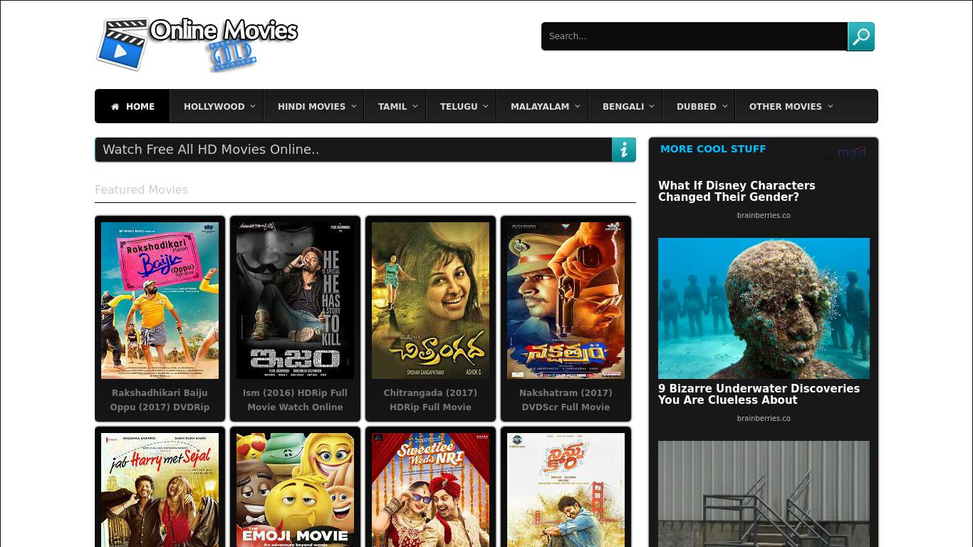 moviesgolds.net Screenshotx