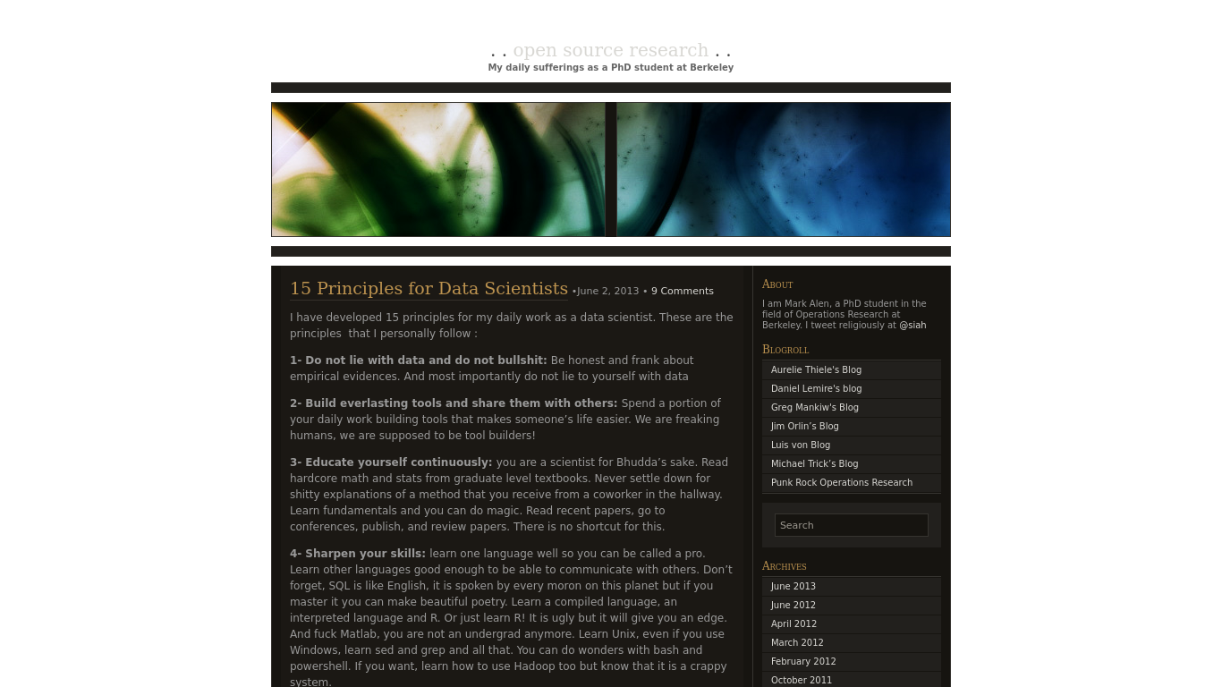 openresearch.wordpress.com Screenshotx