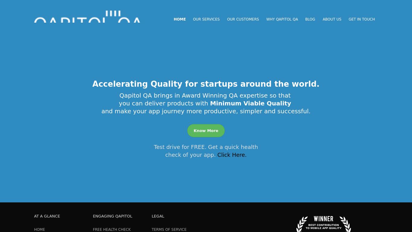qapitol.com Screenshotx
