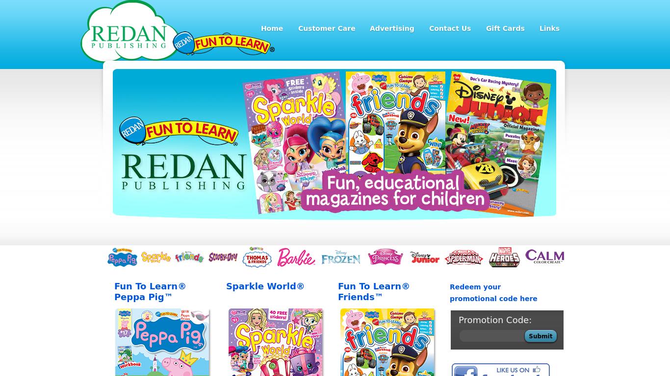 redan.com Screenshotx