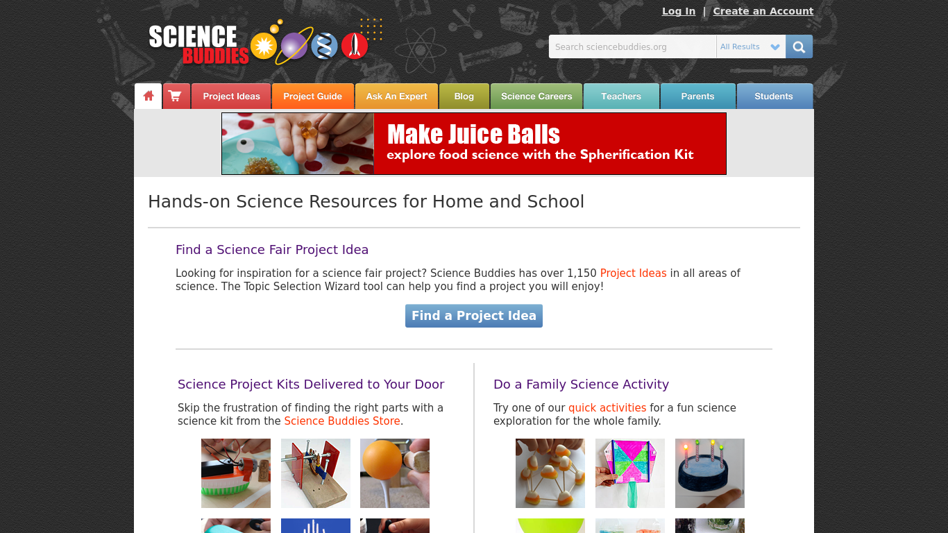 Modern Home Science Project Ideas Adornment - Home Decorating ...