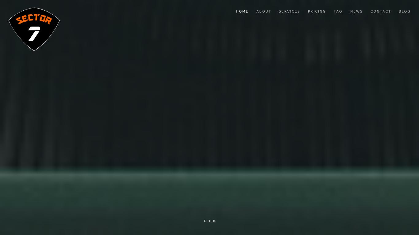 sector7.space Screenshotx