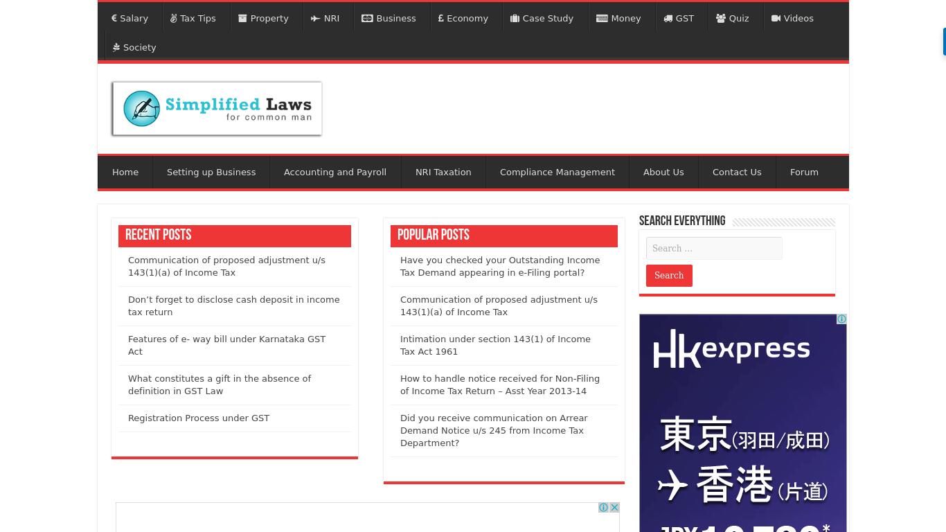 simplifiedlaws.com Screenshotx