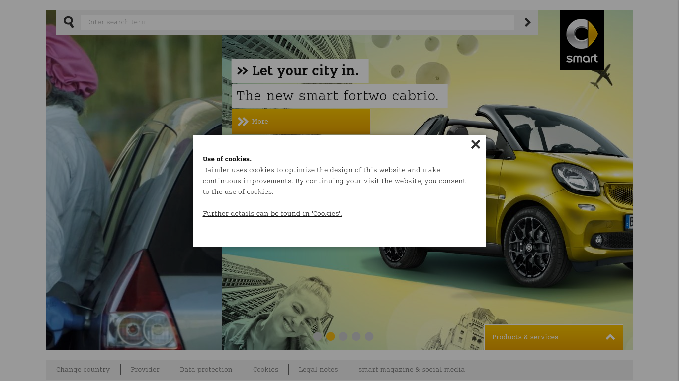 smart.com Screenshotx