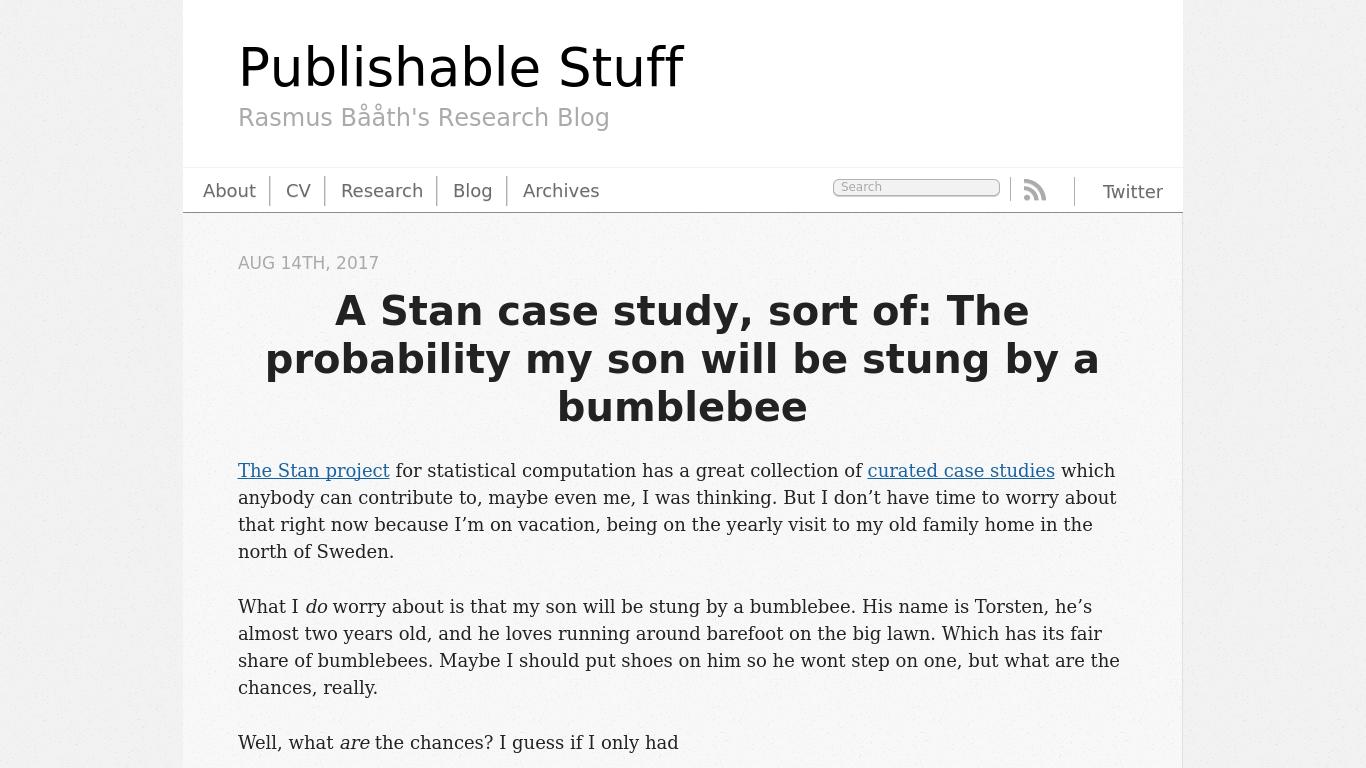 sumsar.net Screenshotx