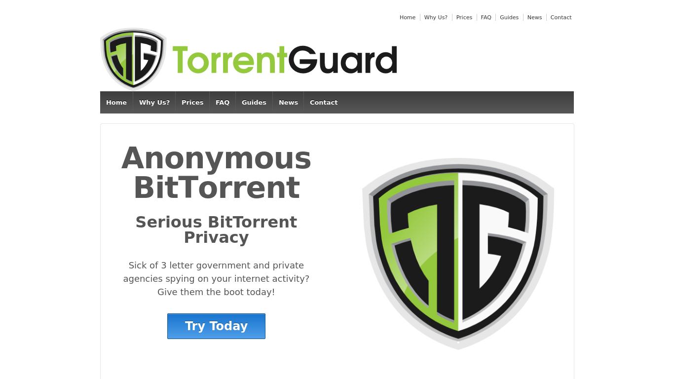 torrentguard.com Screenshotx